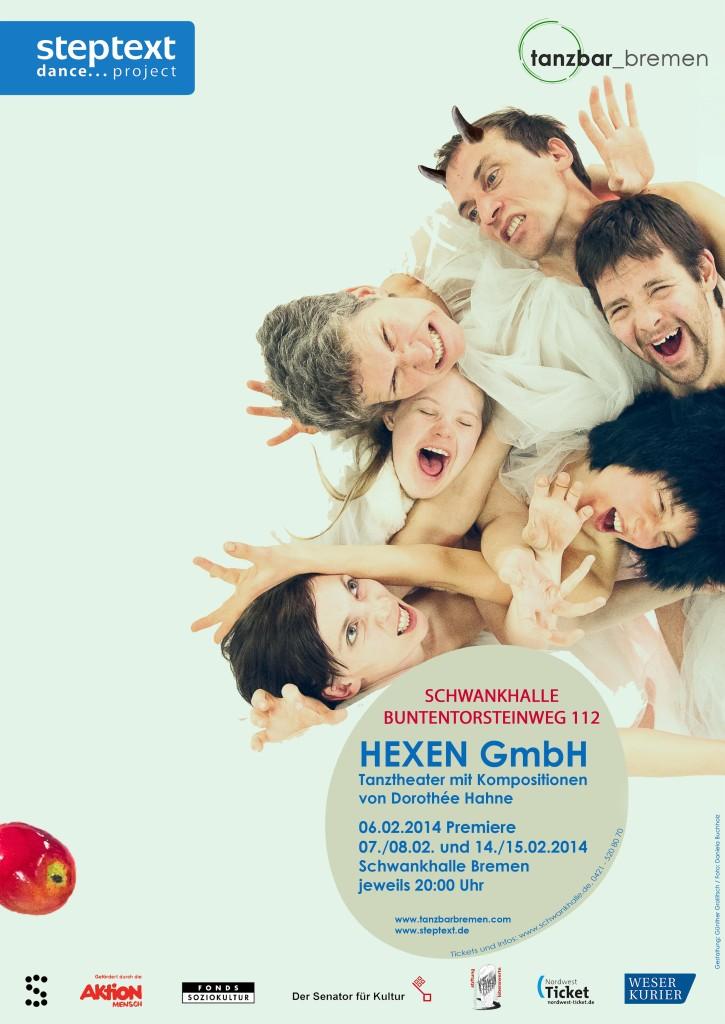 Plakat Hexen GmbH